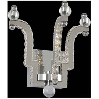 Cambria 11 inch Polished Chrome Wall Bracket Wall Light