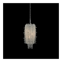 Cielo 3 Light 10 inch Chrome Mini Pendant Ceiling Light