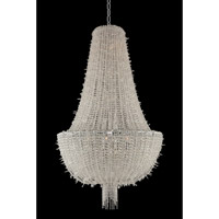 Allegri 030652-010-FR001 Impero 20 Light 38 inch Chrome Pendant Ceiling Light