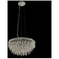 Allegri 030850-010-FR001 Massimo 3 Light 17 inch Chrome Pendant Ceiling Light