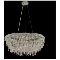 Allegri 030852-010-FR001 Massimo 9 Light 29 inch Chrome Pendant Ceiling Light