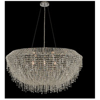 Allegri 030853-010-FR001 Massimo 12 Light 37 inch Chrome Pendant Ceiling Light