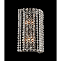 Allegri 031420-010-FR000 Anello 4 Light 12 inch Chrome Wall Sconce Wall Light