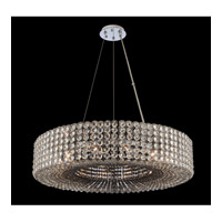 Allegri 031452-010-FR000 Anello 12 Light 32 inch Chrome Pendant Ceiling Light