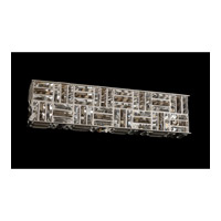 Modello 8 Light 24 inch Chrome Vanity Light Wall Light