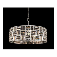 Allegri 031753-010-FR000 Modello 8 Light 30 inch Chrome Pendant Ceiling Light