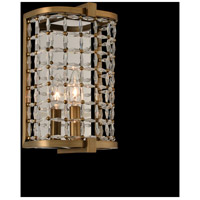 Allegri 032121-043-FR001 Verona 1 Light 7 inch Brushed Pearlized Brass Wall Sconce Wall Light