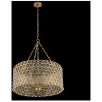 Allegri 032251-038-FR001 Vita 6 Light 26 inch Brushed Champagne Gold Pendant Ceiling Light