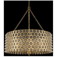Allegri 032252-038-FR001 Vita 8 Light 32 inch Brushed Champagne Gold Pendant Ceiling Light