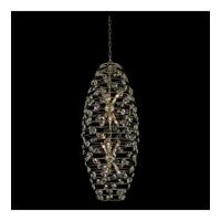 Allegri 032550-041-FR001 Gemini 12 Light 17 inch Champagne Gold Foyer Ceiling Light