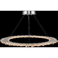 Allegri 032752-010-FR001 Quasar LED 42 inch Chrome Pendant Ceiling Light