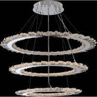 Allegri 032754-010-FR001 Quasar LED 42 inch Chrome Pendant Ceiling Light