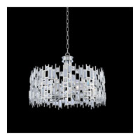 Allegri 033051-010-FR001 Fonseca 6 Light 26 inch Chrome Pendant Ceiling Light