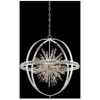 Allegri 033652-014-FR001 Angelo 24 Light 36 inch Polished Silver Pendant Ceiling Light
