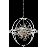 Allegri 033652-014-FR001 Angelo 24 Light 36 inch Polished Silver Pendant Ceiling Light