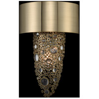 Allegri 034220-038-FR001 Ciottolo 2 Light 11 inch Brushed Champagne Gold Wall Sconce Wall Light