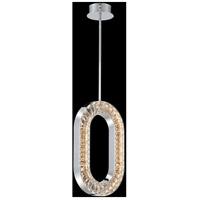 Allegri 034310-010-FR001 Catena LED 12 inch Chrome Mini Pendant Ceiling Light
