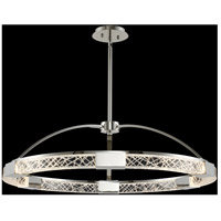 Allegri 034851-046-FR001 Athena 32 inch Polished Nickel Pendant Ceiling Light