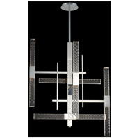 Allegri 034971-010-FR001 Apollo 37 inch Chrome Chandelier Ceiling Light