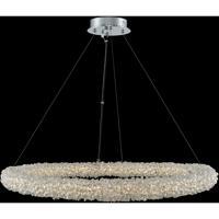 Allegri 035553-010-FR001 Lina 32 inch Chrome Pendant Ceiling Light