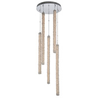 Allegri 035557-010-FR001 Lina 24 inch Polished Chrome Foyer Ceiling Light