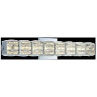Allegri 035832-010-FR001 Campodoro 24 inch Chrome Vanity Light Wall Light