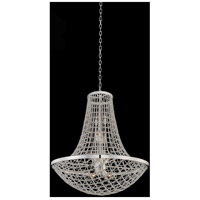 Felicity 12 Light 32 inch Polished Silver Pendant Ceiling Light