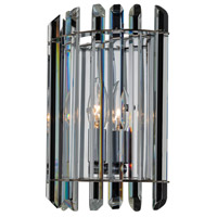 Allegri 036821-010-FR001 Viano 1 Light 8 inch Polished Chrome ADA Wall Sconce Wall Light