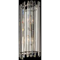 Allegri 036822-010-FR001 Viano 2 Light 8 inch Polished Chrome ADA Wall Sconce Wall Light