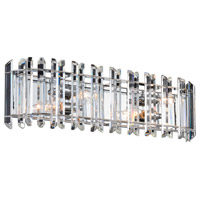 Allegri 036832-010-FR001 Viano 4 Light 24 inch Polished Chrome Bath Wall Light