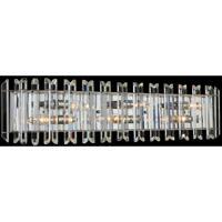 Allegri 036833-010-FR001 Viano 6 Light 31 inch Polished Chrome Bath Wall Light