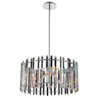 Allegri 036856-010-FR001 Viano 6 Light 22 inch Polished Chrome Pendant Ceiling Light