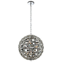 Allegri 037255-010-FR001 Alta 9 Light 18 inch Polished Chrome Pendant Ceiling Light
