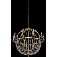 Allegri 037772-038-FR001 Pendolo 15 Light 37 inch Brushed Champagne Gold Chandelier Ceiling Light