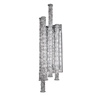 Allegri 11135-010 Boticelli 2 Light Chrome Wall Bracket Wall Light