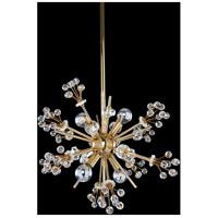 Allegri 11631-018-FR001 Constellation 6 Light 13 inch 18K Gold Mini Pendant Ceiling Light