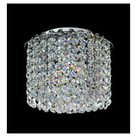 Allegri Millieu-Metro 2 Light Flush Mount in Chrome with Firenze Clear Crystals 11662-010-FR001