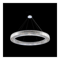 Allegri 11713-010-FR001 Rondelle 18 Light 60 inch Chrome Pendant Ceiling Light