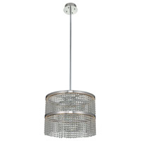 Allegri 036255-010-FR001 Cortina LED 20 inch Chrome Pendant Ceiling Light