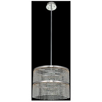 Allegri 036256-010-FR001 Cortina LED 27 inch Chrome Pendant Ceiling Light