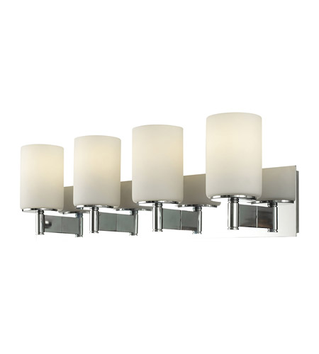 Alico BV7004-10-15 Truss 4 Light 30 inch Chrome Vanity Wall Light photo