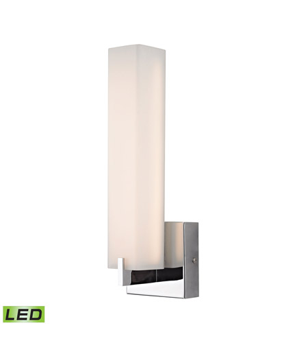 Alico BVL281-10-15 Moderno LED 4 inch Chrome Wall Sconce Wall Light photo