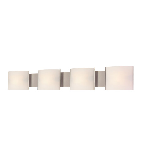 Alico BVL714-10-16M Pannelli LED 41 inch Satin Nickel Vanity Wall Light photo