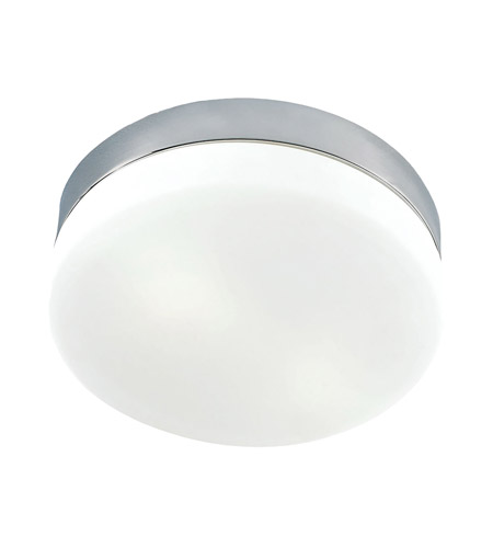 Alico FM1000-10-16M Disc 1 Light 6 inch Satin Nickel Flushmount Ceiling Light photo