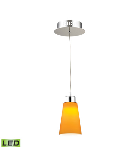 Alico LCA501-8-15 Coppa LED 5 inch Chrome Pendant Ceiling Light photo