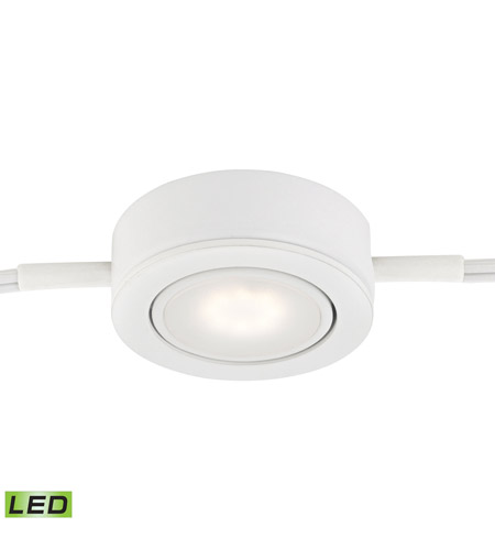 Alico MLE401-5-30 Tuxedo Swivel LED 3 inch White Undercabinet photo