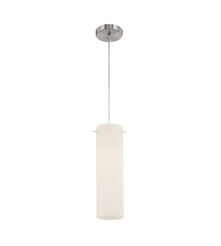 Alico PS4603-10-15 Tubo 1 Light 5 inch Chrome Pendant Ceiling Light photo
