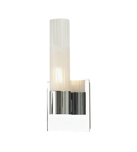Alico WS851-79-15 Regato 1 Light 5 inch Chrome ADA Sconce Wall Light photo
