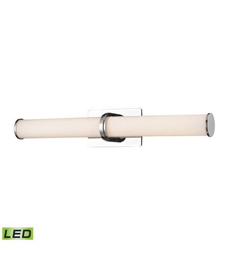 Alico WSL1302-10-15 Baton LED 26 inch Chrome Wall Sconce Wall Light photo