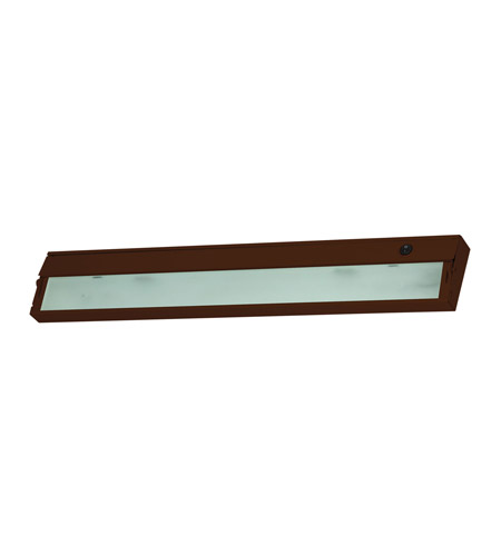 Alico ZL326RSF Zeeline 120V 26 inch Bronze Cabinet Light photo